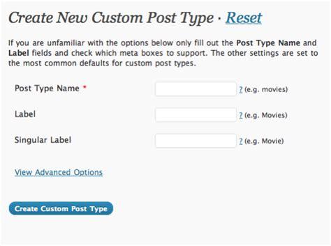 tutorial wordpress custom post types how to create custom post types in wordpress