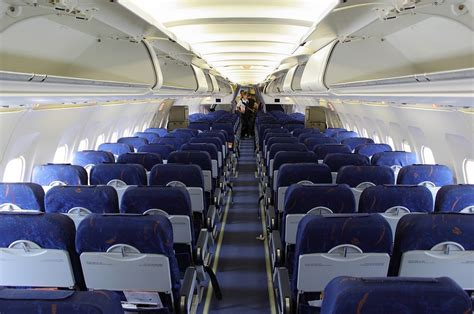 Airbus A321 Cabin by Airbus A321 Picture 03 Barrie Aircraft Museum