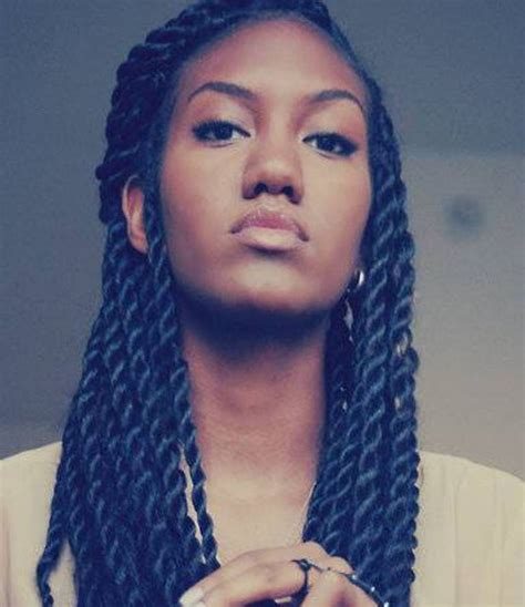 what type of hair is used for singalese twist long senegalese twists getting these my style