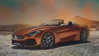 the gorgeous bmw z4 concept proves the sports car isn t dead