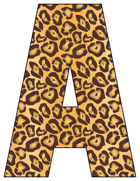 printable animal print letters letters 187 printable zebra print letters free math