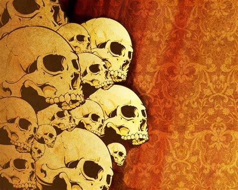 imagenes de calaveras juntas calaveras muchas imagenes taringa
