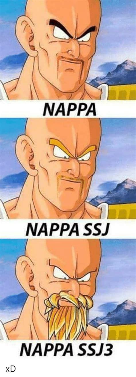 Nappa Meme - 25 best memes about nappa nappa memes