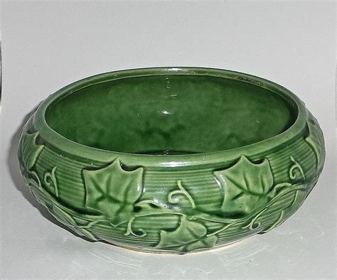 Shawnee Pottery Planters by Shawnee Pottery Embossed Bulb Planter Vase From