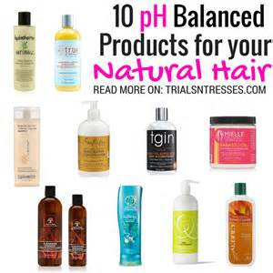 Kitchen Products To Condition Hair 10 Ph Balanced Products For Your Hair Your Hair