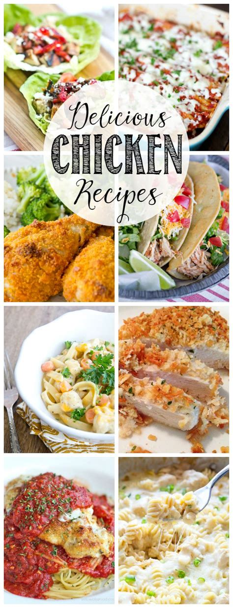 quick and easy chicken recipes clean and scentsible