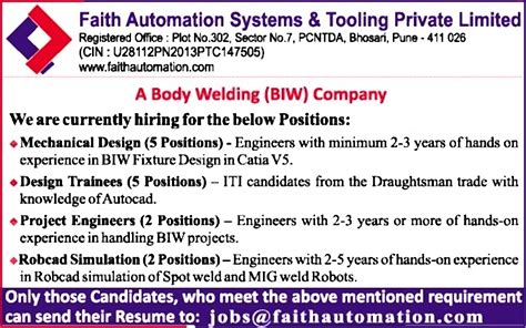 automated workflow pvt ltd mechanical design pune engineering civil and