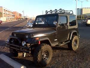 Jeep Wrangler 1991 Jonnymx25 1991 Jeep Wrangler Specs Photos Modification