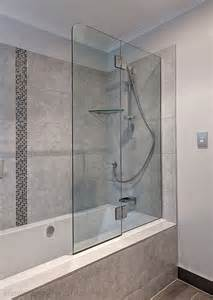 Learn more about frameless bath screens from shower solutions