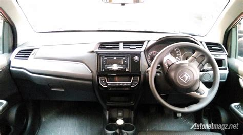 New Mobilio E Mt 1 5l Ready impression review honda br v s manual autonetmagz