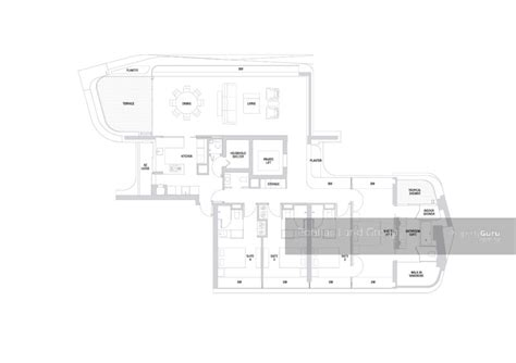 ardmore park floor plan ardmore residence 7 ardmore park 4 bedrooms 3186 sqft condominiums apartments and executive