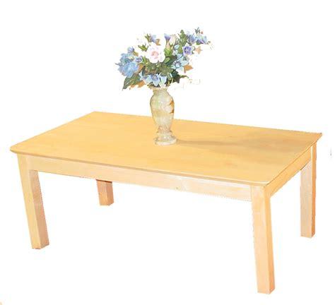 hamilton light oak coffee table