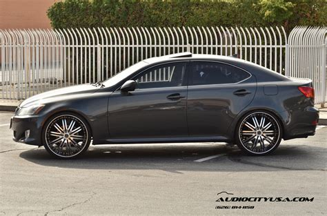 lexus is 250 custom wheels lexus is 250 custom wheels versante 212 22x8 0 et 38