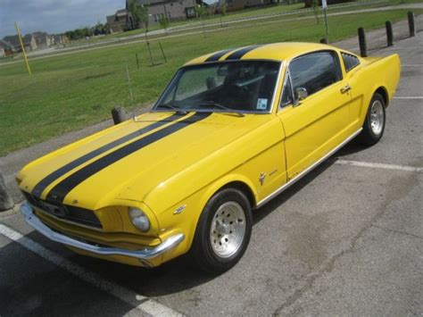 1966 mustang fastback 2 2 for sale 1966 ford fastback gt350 mustang 289 2 2 for sale ford