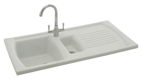 carron kitchen sink ceramic 1 5 bowl kitchen