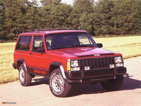 jeep chief xj jeep chief xj 1984 88 wallpapers 1024x768