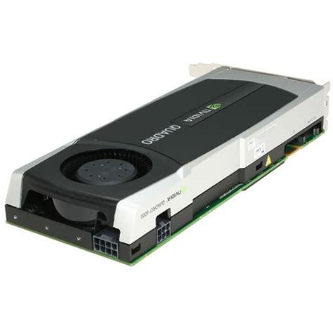 Nvidia Quadro 6000 nvidia quadro 6000 6gb gddr5 pcie x16 graphics adapter gpu