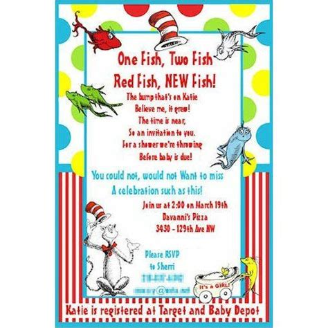 dr seuss invitation template create own dr seuss baby shower invitations printable free