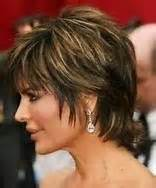 shag type hair does with hair tucked ears hair styles on pinterest short shag shag hairstyles and
