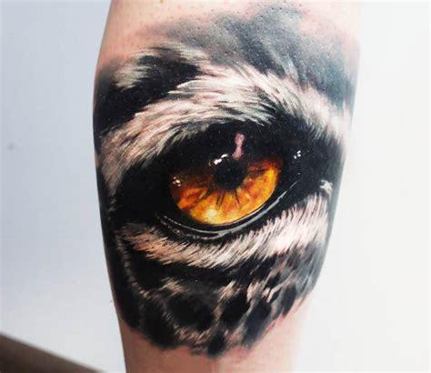 tattoo animal eyes animal eye tattoo by sanek tattoo post 16978