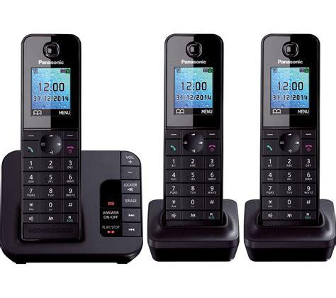 Dispenser Panasonic buy panasonic kx tg8183eb cordless phone with answering