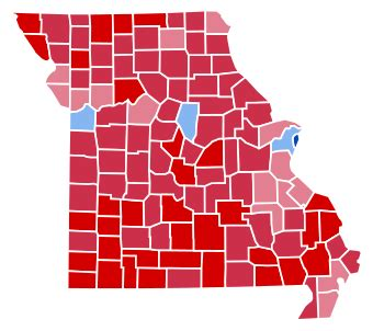 united states presidential election in missouri, 2012