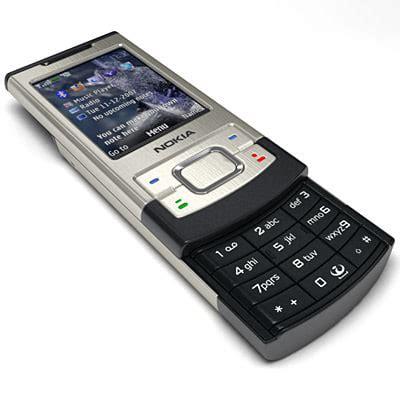 slide mobili 3d nokia 6500 slide mobile phone