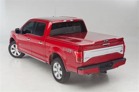 2015 Ford F 150 Platinum with Elite LX Bed Cover from