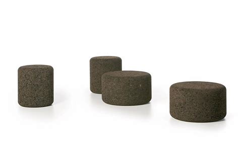 Moooi Cork Stool by Cork Stools Moooi Design Amorim Isolamentos