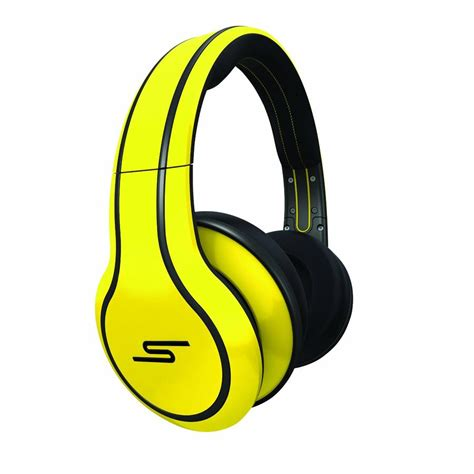 Earphone Sms By 50cents Wired In Ear H Diskon sms by 50 cent wired ear headphones yellow 11street malaysia earphones headphones