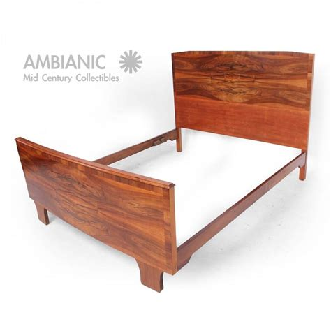 Italian Bed Frames Italian Bed Frame With Wood For Sale At 1stdibs