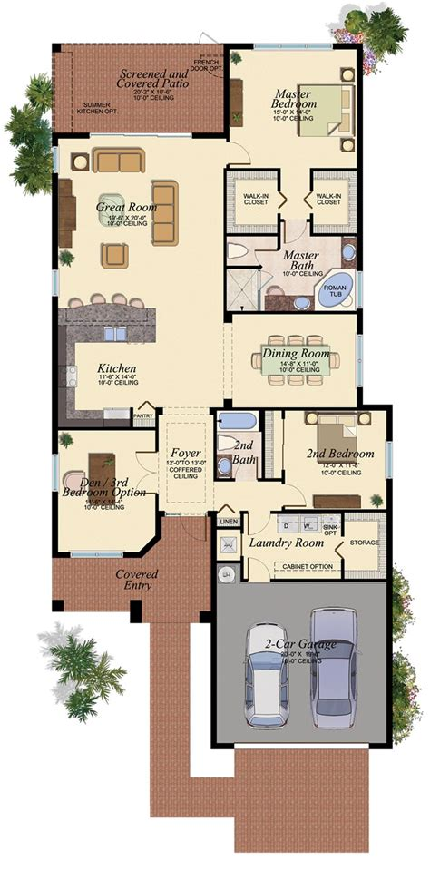 naples floor plan burgundy 502 naples lake floor plans pinterest