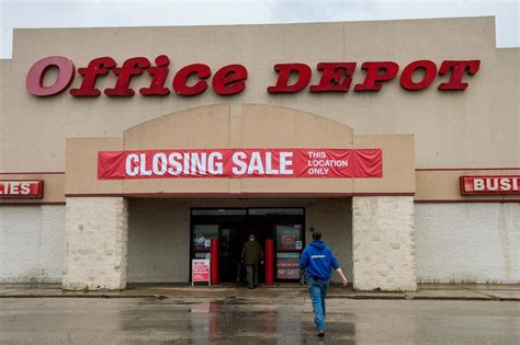 office depot in peoria to next month news