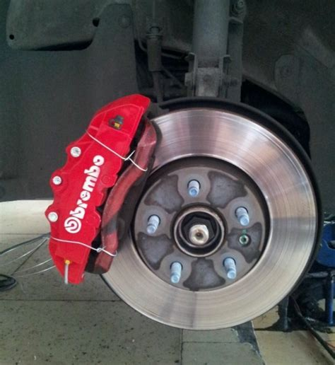 Handfat Universal Brembo Crom universal small brake caliper covers kit 2pcs brembo style fit for all car on aliexpress