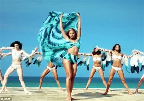 Fab Ad Roberto Cavalli At Hm by Beyonc 233 S Racy Stop H M Ad Gets Censored On A