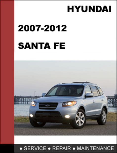 service and repair manuals 2008 hyundai santa fe engine control pay for hyundai santa fe 2007 2012 service repair manual download