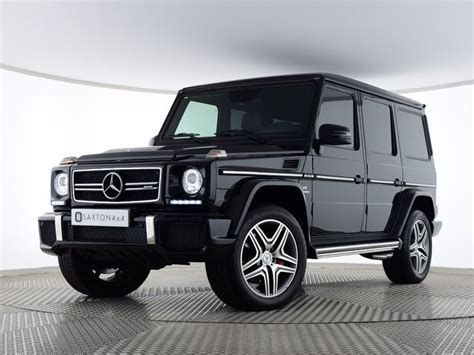 mercedes jeep gold mercedes benz g class 5 5 g63 amg 4x4 5dr suv image 1