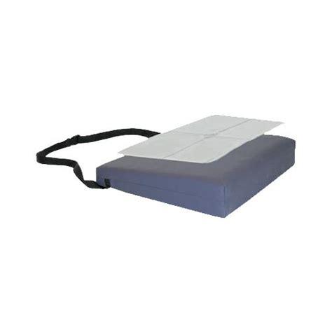 high density foam seat wedge medline foam wedge cushion with gel positioning cushions