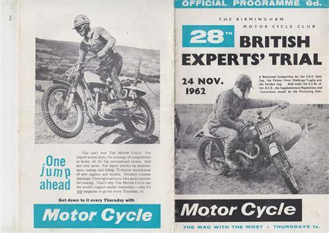 design expert 7 trial 1962 british experts trial www retrotrials com