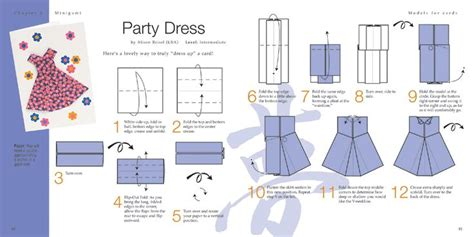 Origami Dress Pattern - 87 best a origami 04 2016 images on paper