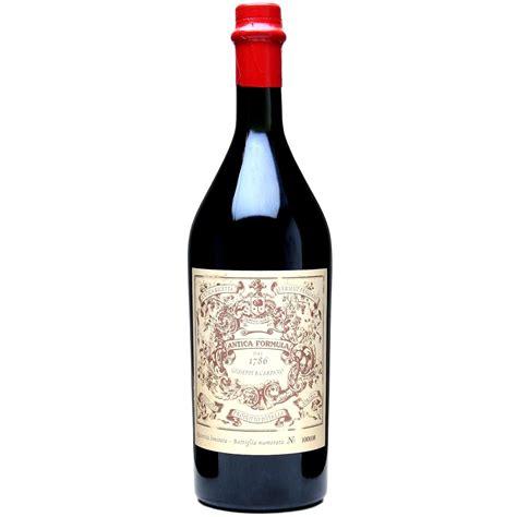 carpano vermouth carpano antica formula rockustar spirits