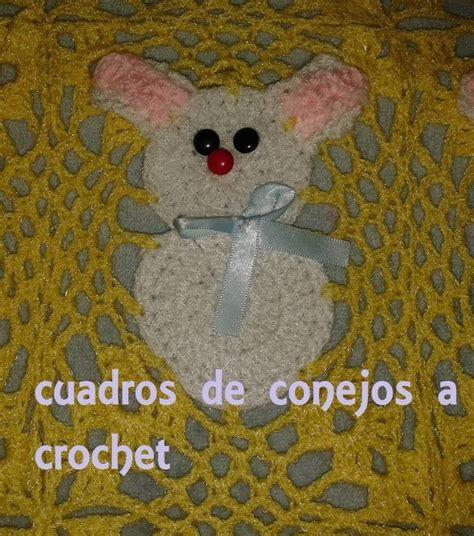 como tejer crochet para colcha en cuadros colcha de conejos a crochet parte 1 como tejer los