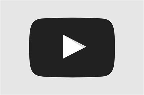black youtube youtube logo transparent pictures to pin on pinterest