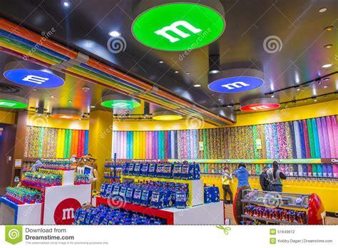 the m m world store in las vegas strip stock photo 80252286 alamy