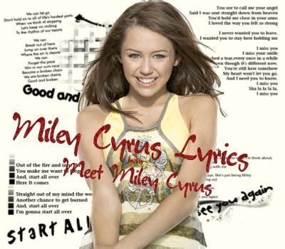 video miley forgets lyrics to u2s one on stage with bono miley cyrus lyrics brushes 1 by hbdelfin on deviantart