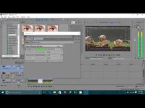 tutorial membuat video dengan sony vegas tutorial sony vegas membuat efek greenscreen unbaja dede