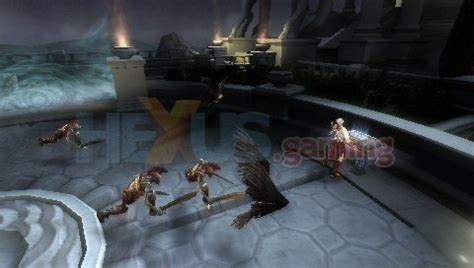 god of war chains of olympus psp psp feature hexus.net