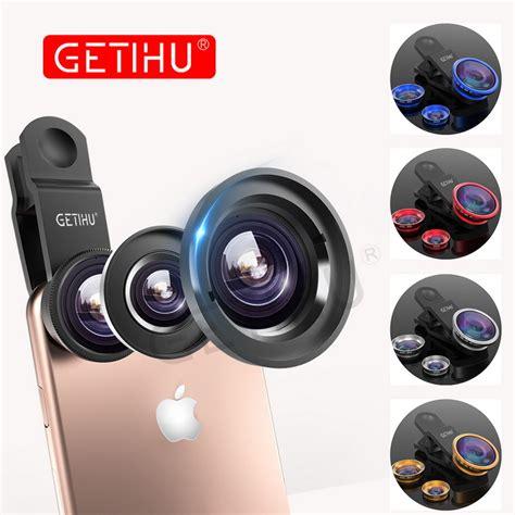 Universal Lens 3in1 Lensa Fisheye Wide Macro 1 universal 3 in 1 wide angle macro fisheye lens mobile phone lenses fish eye lentes for