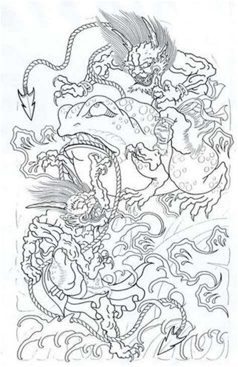 オリエンタル タトゥーと和彫り風刺青デザイン2 tattoo hearties