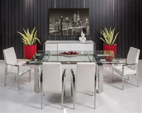 el dorado furniture dining room the naked dining table modern dining room miami by